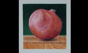 Pomegranate with Slashes